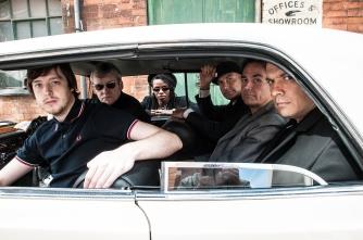 Rudie & The Revolvers. Copyright David Rann 2012