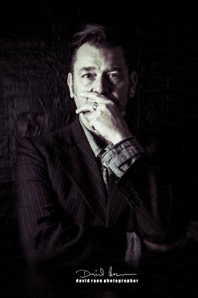 Pete Williams (Dexys). Copyright David Rann 2012