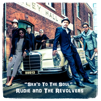 Rudie & The Revolvers. Copyright David Rann 2012