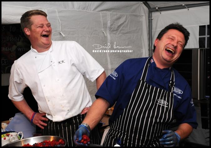 Chefs. Copyright David Rann 2013.