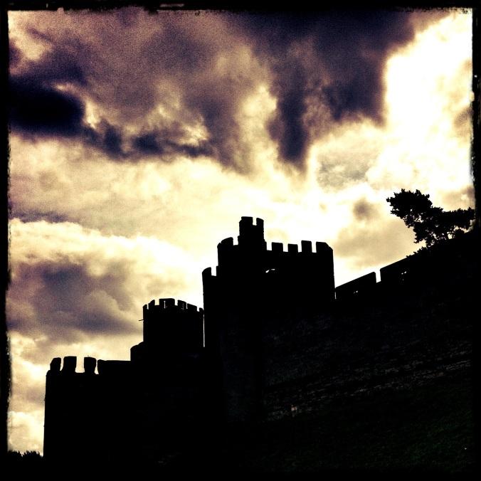 Warwick Castle by David Rann
